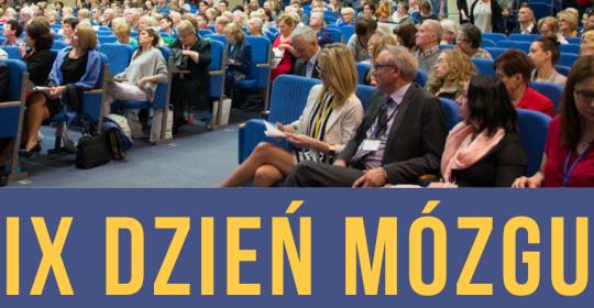 IX Międzyuczelniana Konferencja Dzień Mózgu 2020